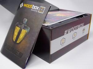 Unboxing Wootbox Février