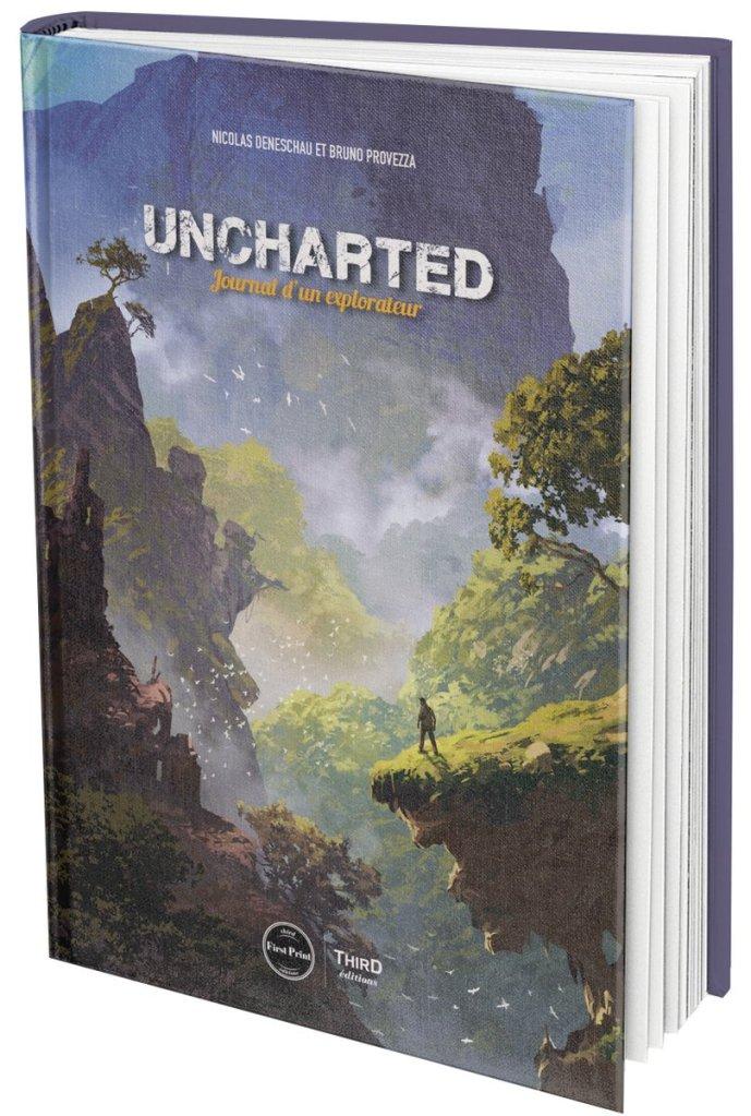 livre uncharted