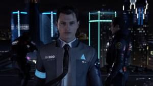 screenshot Detroit become Human