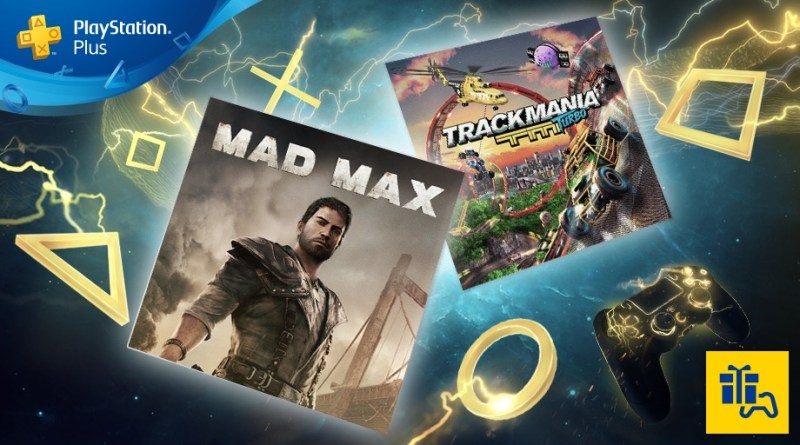 PS Plus - Avril 2018