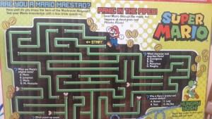 Céréales Super Mario Amiibo