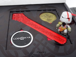 Unboxing Press Kit God of War