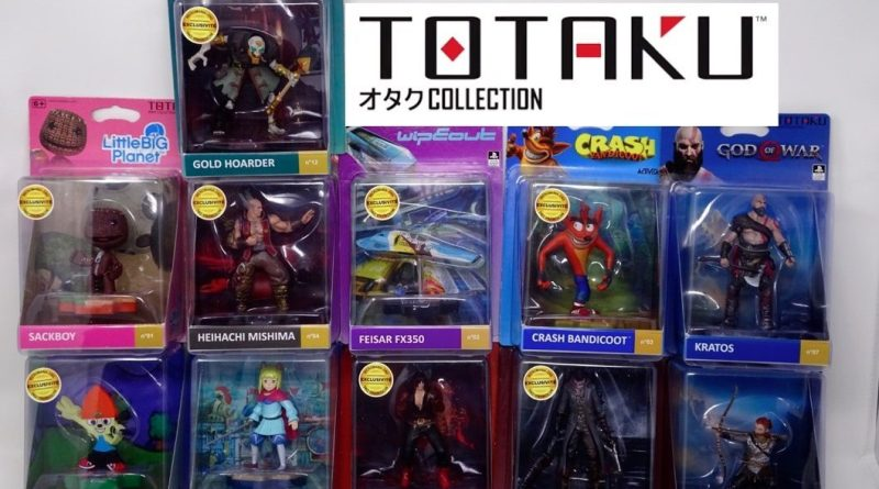 figurines totaku