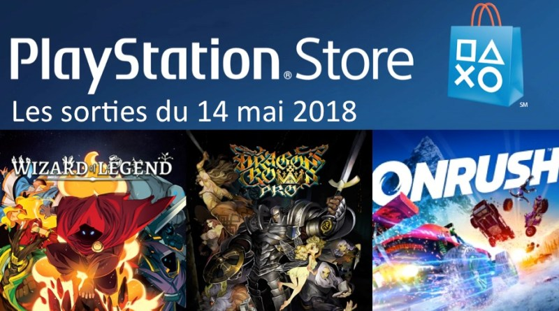 MAJ Playstation Store 14 mai