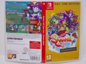 Shantae Half Genie Hero Ultimate - Day One Edition