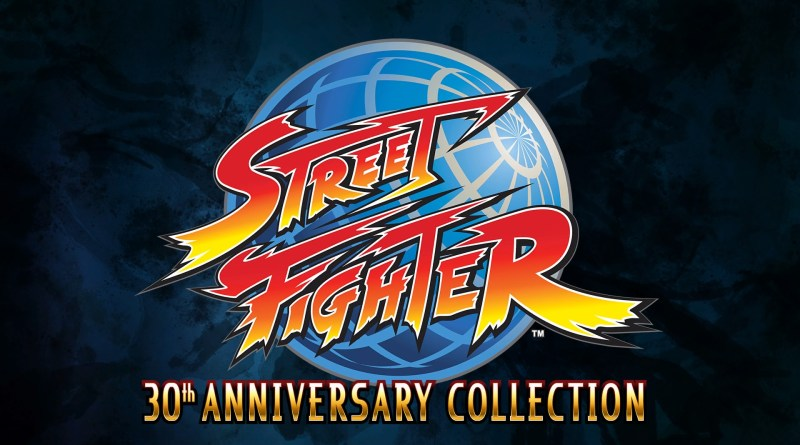 test Street Fighter 30th Anniversary Collection