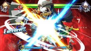test BlazBlue Cross Tag Battle