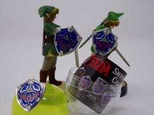 Pins bouclier Zelda Twilight Princess