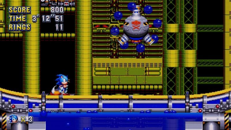 test Sonic Mania Plus
