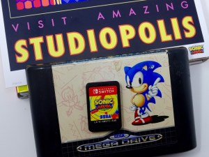 Test Sonic Mania Plus Switch PS4 Xbox One