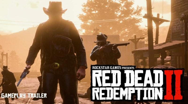 Vidéo Gameplay Red Dead Redemption