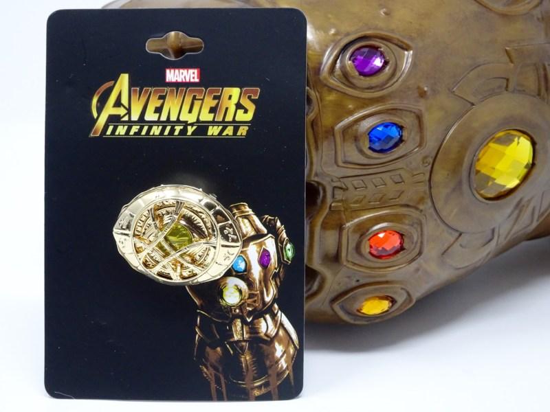 Pin's Marvel Avengers Infinity War Tesheros.com