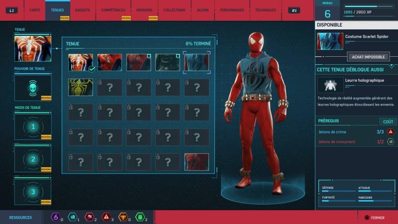 Test Marvel's Spiderman sur PlayStation 4 Pro