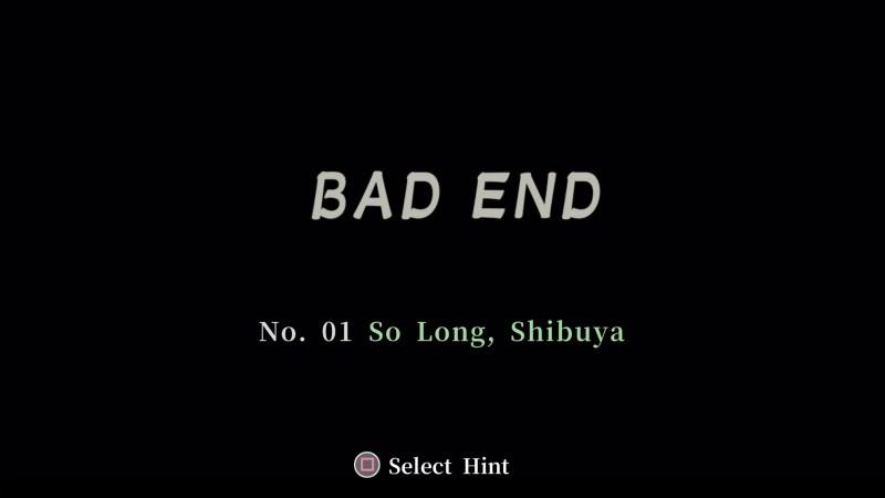 Test 428 Shibuya Scramble PS4