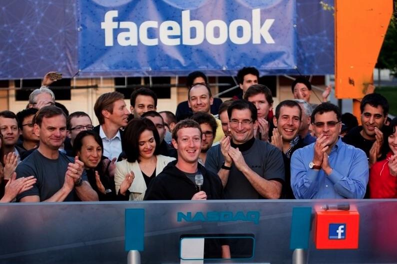 biographie Mark Zuckerberg