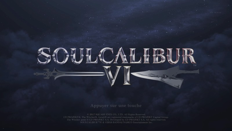 test soulcalibur 6
