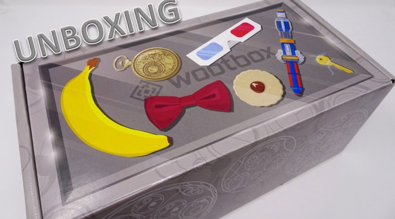 Unboxing Wootbox Novembre 2018 Legacy - Gouaig