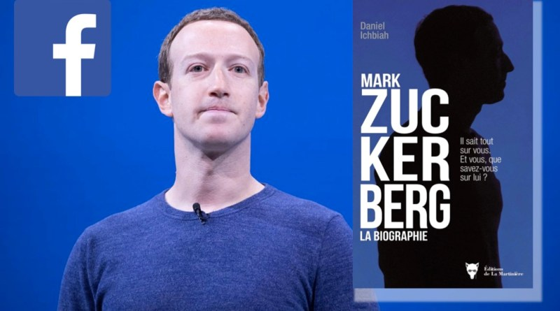Livre Mark Zuckerberg la biographie