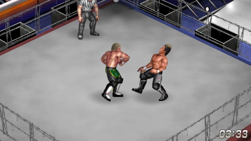 est Fire Pro Wrestling PS4