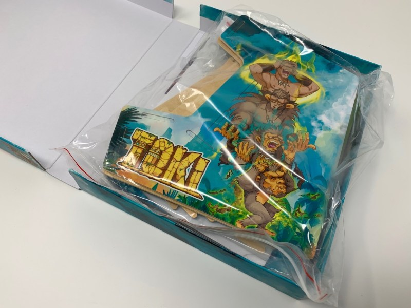 Unboxing TOKI RetroCollector Edition sur Switch