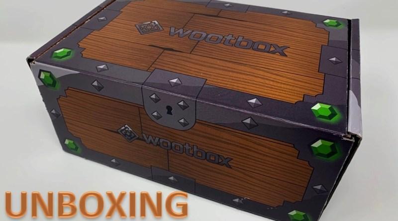 Unboxing Wootbox Décembre 2018 - Gouaig.fr