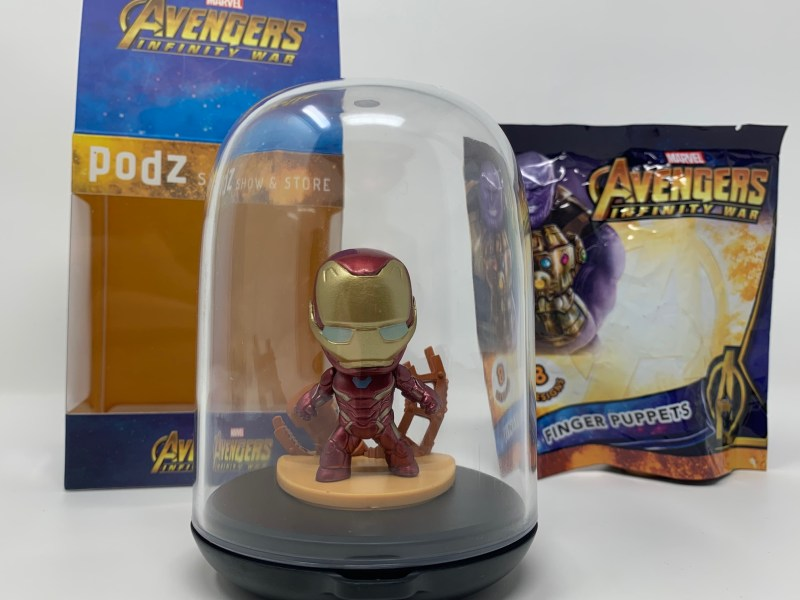 Figurines Podz édition Marvel