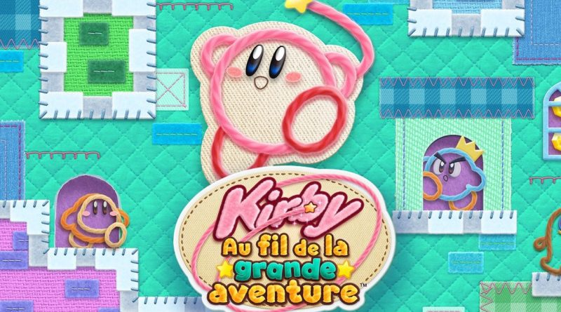 Kirby au fil de la Grande aventure 3DS