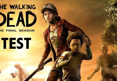 The Walkind dead final season - gouaig