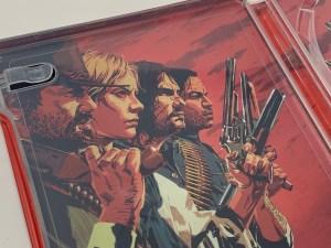 Steelbook Red Dead Redemption 2, Steelbook Red Dead Redemption II, Unboxing Steelbook Red Dead Redemption 2, Unboxing Steelbook Red Dead Redemption II, collector Steelbook Red Dead Redemption 2, Collector Red Dead Redemption II