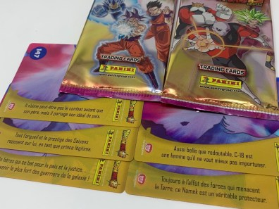 Avis Dragon Ball Super Trading cards - Gouaig - 18