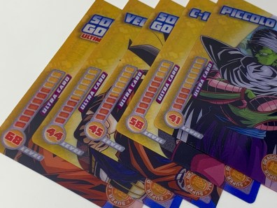 Avis Dragon Ball Super Trading cards - Gouaig - 19