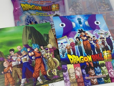 Avis Dragon Ball Super Trading cards