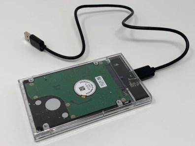 HDD USB 3