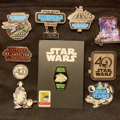 pin's Han Solo collector