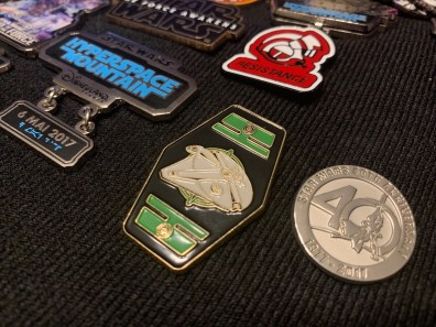 nouveaux pin's Han Solo collector - 5