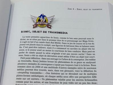 Avis Livre Générations SONIC Third éditions - Gouaig - 13