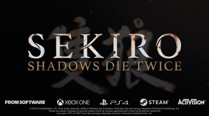 Gameplay Sekiro Shadows Die Twice