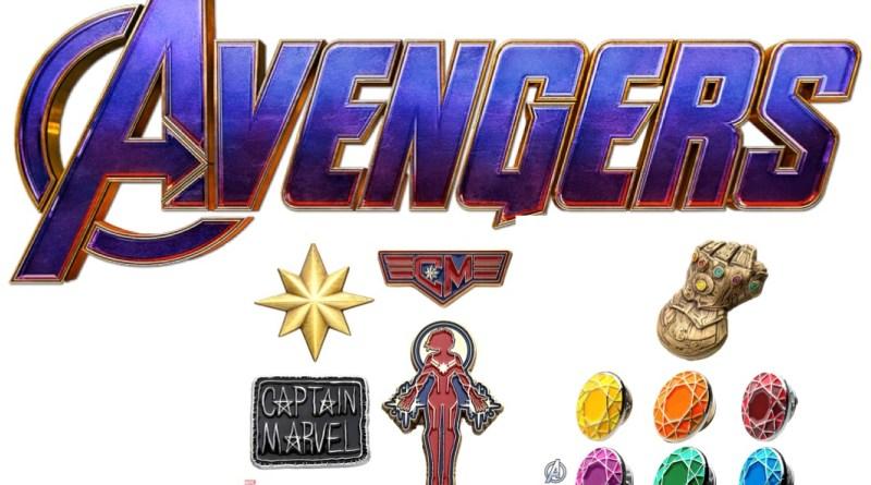 Shopping Nouveaux set de pin's Marvel - Gouaig
