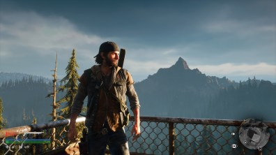 test days gone PS4 pro