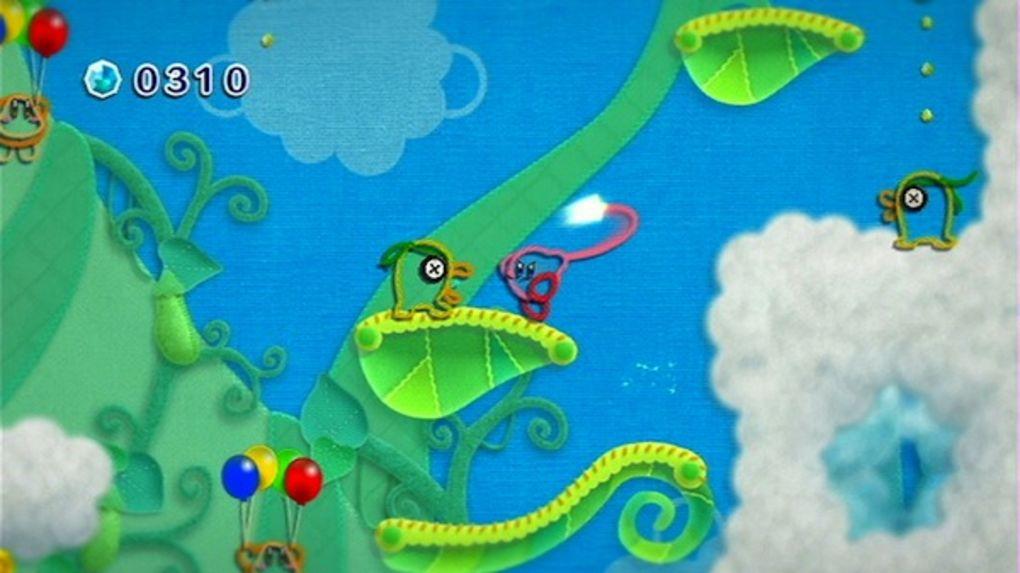 Test Kirby Au fil de l aventure 3DS - Gouaig