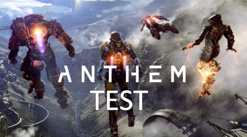 test anthem PS4 - avis
