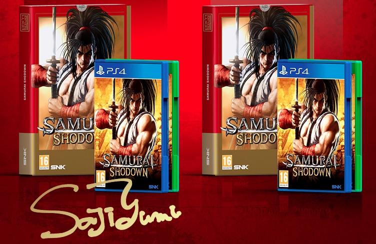 Samurai Shodown Pix n love console