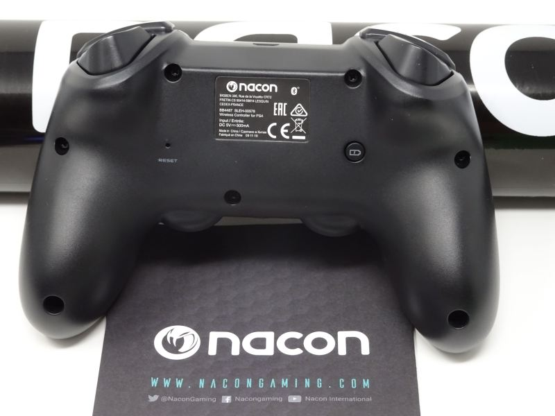 Test Nacon Asymmetric Wireless Controller