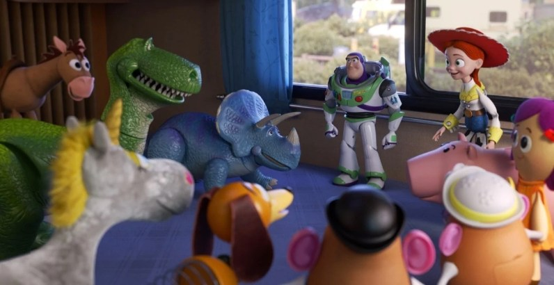 Toy story 4 perso