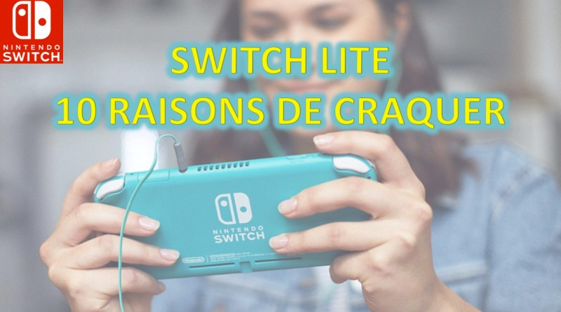 Switch Lite - TOP 10