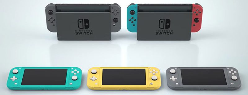 switch et switch lite