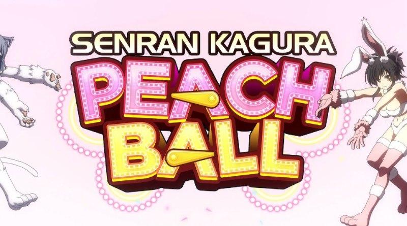 Test Senran KaguranPeach Ball