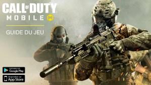 Call of duty mobile - Guide du jeu