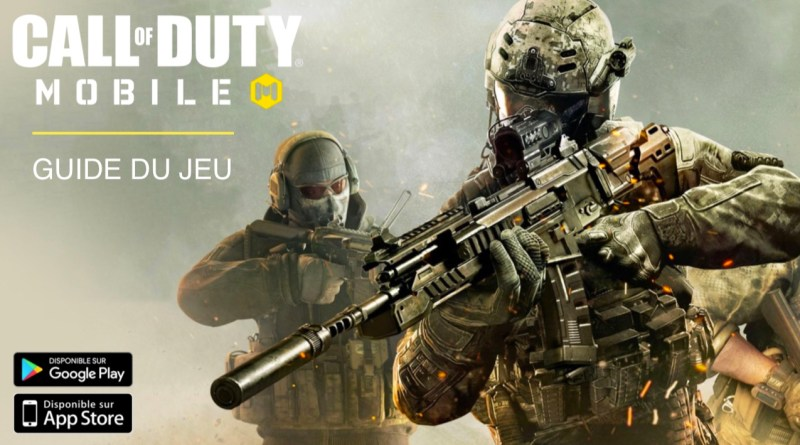 Call of duty mobile - Guide du jeu
