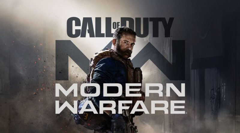 Call of duty modern warfare trailer